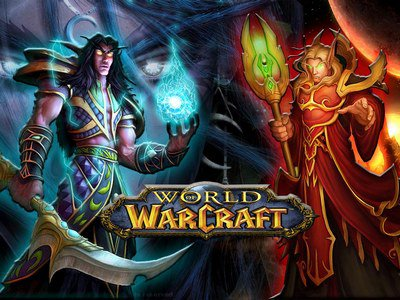 Бот для игры World of Warcraft