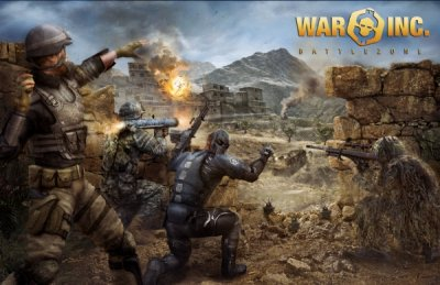 Бот для игры War Inc Battle Zone