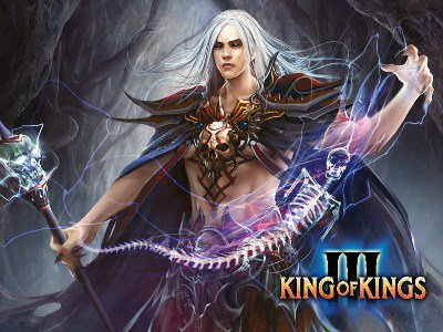 Бот для игры King of Kings 3.